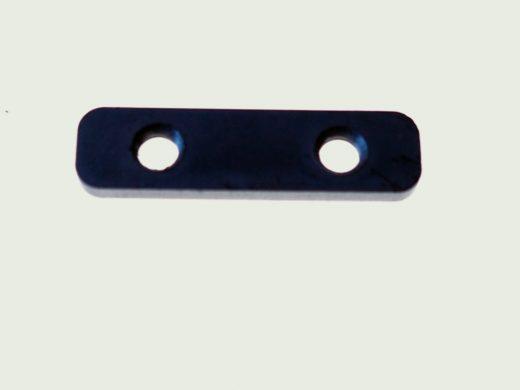 MKII Backarm S/S Plate